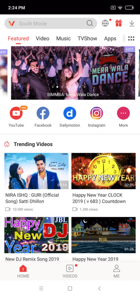 VidMate - Download VidMate App Free Install for Android 2019